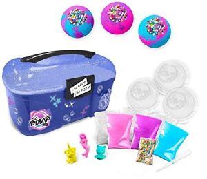 So Bomb Bath Caddy - Make Your Own Fizzy Bath Bombs