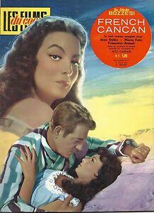 Maria-FELIX-FRENCH-CANCAN-J-RENOIR-1954-FRANCE-RARE-CINE-ROMAN