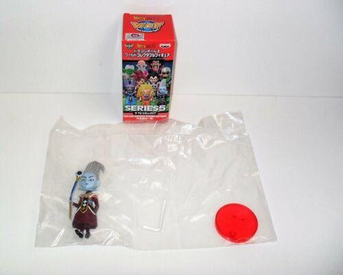 WCF Dragon Ball Z DBZ Série 5 Collectible Figure Unique WHIS