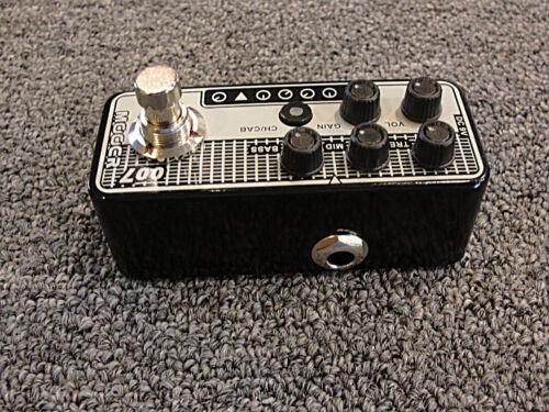 Mooer Micro Preamp 007 Regal Tone Guitar Effects Pedal Based on ToneKing Falcon