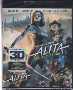 ALITA-BATTLE-ANGEL-4K-ULTRA-HD-amp-3D-BLURAY-amp-BLURAY-amp-DIGITAL-SET-with-Ed-Skrien