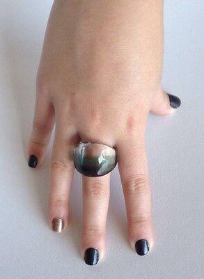 Antica Murrina Mael--Handmade Murano Glass Ring