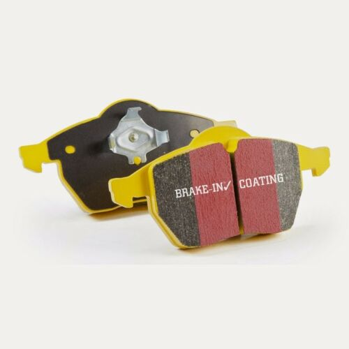EBC Yellowstuff Sport Plaquettes De Freins Essieu Arrière dp4680r pour RENAULT CLIO 4