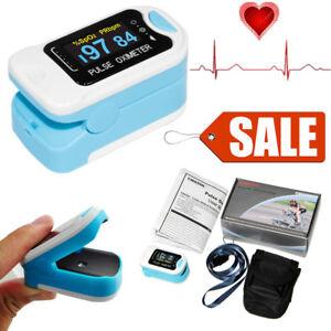 Oximetro-de-pulso-Pulsioximetro-Blood-Oxygen-Monitor-Spo2-PR-Envio-gratis-CE