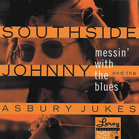Southside Johnny & Asbury Jukes Sealed 2017 Messin With The Blues Cd