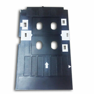 Pvc Id Card Printing Tray For Epson R260 R265 R270 R280 R290 R380 R390 Rx680 T50 T60 A50 P50 L800 L801 R330 Printer Supplies Fast Shipping