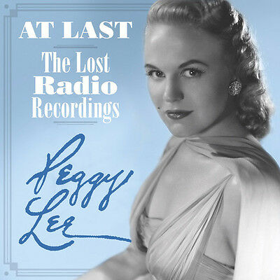 Peggy Lee - At Last: The Lost Radio Recordings [New CD] Digipack Packaging