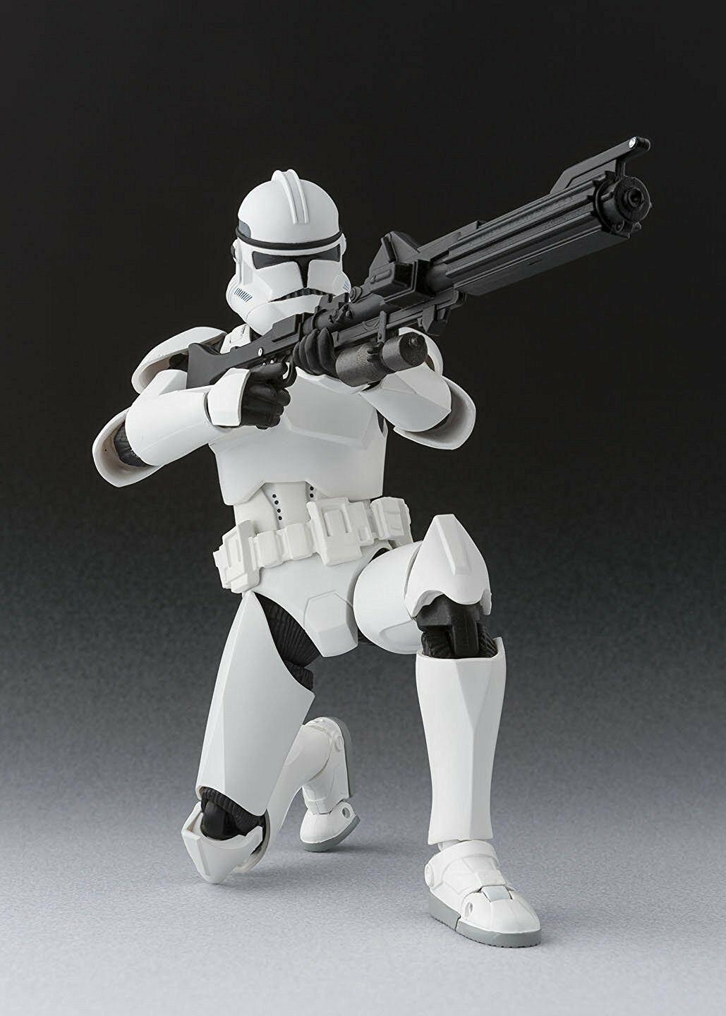 Bandai S.H. Figuarts Star Wars Clone Trooper Phase 2 Action Figure
