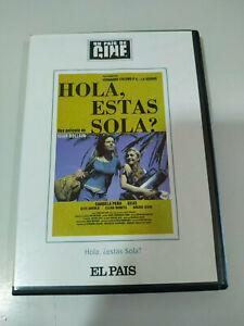 Hola-Estas-Sola-Iciar-Bollain-Silke-DVD-Espanol