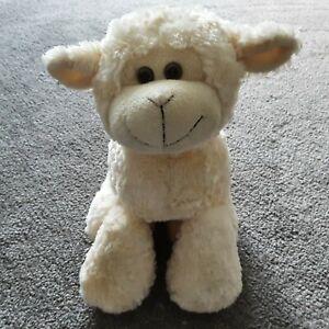 "Aurora Floppy Legs Cream Sheep Lamb Soft Toy 12"""