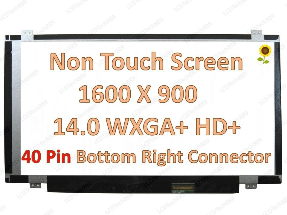 """LED DIODE Dell Latitude 3440 Replacement LAPTOP LCD Screen 14.0/"""" WXGA+"""