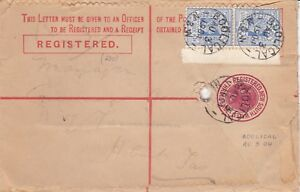 NSW10-NSW-1904-3d-Postal-Stationery-Registered-letter-uprated