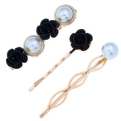 Women Hair Accessories Hair Clip 1PC Tassels Pearl Chain Hairpin Hairband Dish