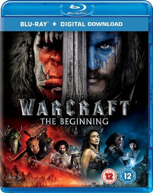 Warcraft: The Beginning (Blu-ray - Disc Only)