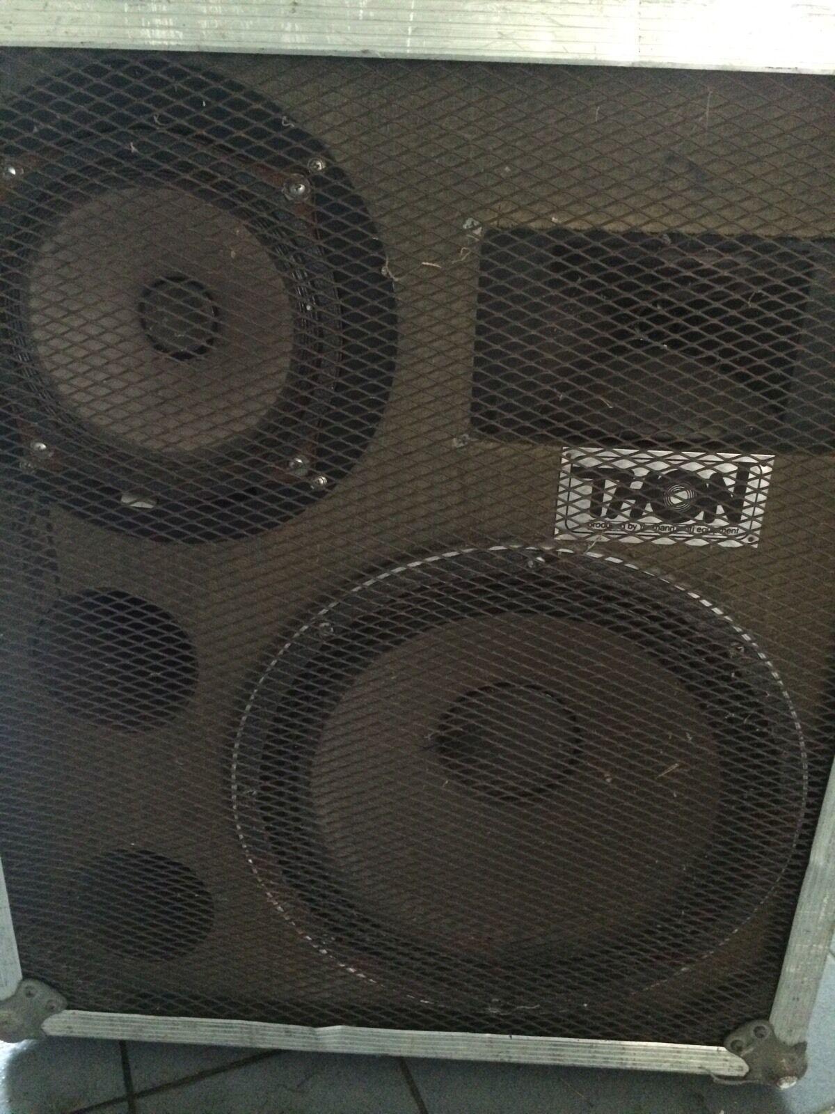 1 x  15 3  Lautsprecher in Case Box ( wahlweise 1x Thon oder 1x Solton)