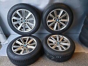 PNEUMATICI-invernali-BMW-5er-f10-f11-f18-6er-f06-f12-f13-RSC-Rdk-sensori-225-55-r17-97h