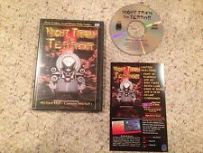Night Train to Terror (DVD, 1985) RARE AND OOP!!!