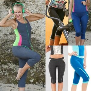 Women Gym Zumba Workout Bottom Ladies Running Yoga Exercise Pants ... 2d1a5209a29