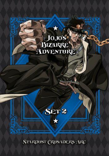 Stardust Crusaders S24 DVD JoJo/'s Bizarre Adventure Set 2