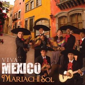 Mariachi-Sol-Viva-Mexico-Neuf-CD