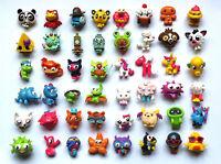 MOSHI MONSTERS 1 Choose Ultra Rare Regular Retro Collection Complete Set