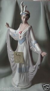 NADAL-PORCELAIN-MADE-IN-SPAIN-034-SOPHISTICATED-LADY-034-N142647E-MINT-amp-REDUCED