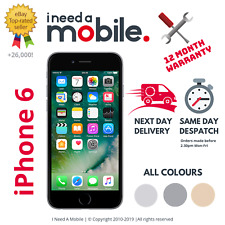 Apple iPhone 6 - 16GB 64GB 128GB - Unlocked, Other Networks - Grey Gold Silver