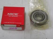 "NIB RBC Made in USA NICE Bearings 7620DLGTNTG18-1.25/"" bore"