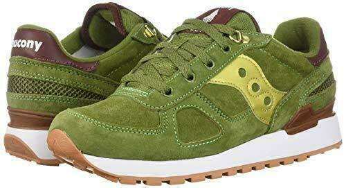 SAUCONY SHADOW ORIGINAL LOW SUEDE zapatillas MEN zapatos OLIVE OLIVE OLIVE S70420-3 Talla 10 NEW da7afd