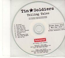 (EU276) Tin Soldiers, Telling Tales - 2010 DJ CD
