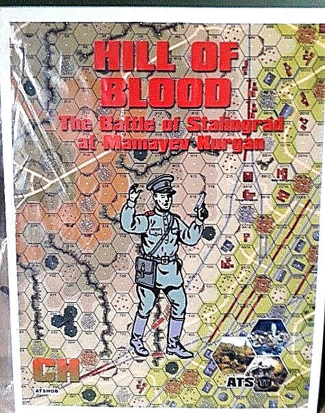 Critical Hit ATS HILL OF BLOOD wargame  a war of game juego jeu gioco  contre authentique