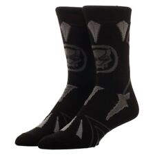 Marvel Black Panther Suit up Crew Socks by Bioworld