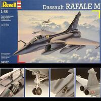 Revell 1/48 Dassault Rafale M Model Kit #04517 Excellent Condition (1999)