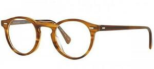 6f1576d4ec Oliver Peoples GREGORY PECK OV 5186 Raintree (1011 A) Eyeglasses ...