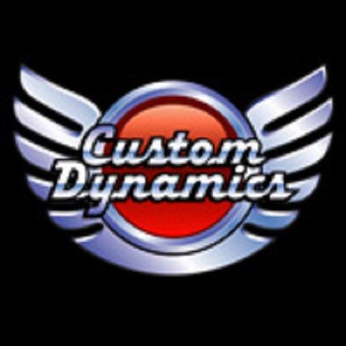Custom Dynamics GEN2-SSHD Slimline Stabilizer//Load Equalizer for Harley Davidson