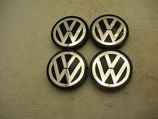 Set of 4 VW Jetta Golf Passat Beetle  6N0 601 171  Wheel Hubcap Center Cap