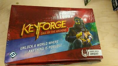 KeyForge Call of the Archons Factory Sealed Deck