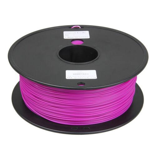 Black Green Bule 8 Colors Free Taxs! Geeetech 1Spool1.75mm PLA Filament White
