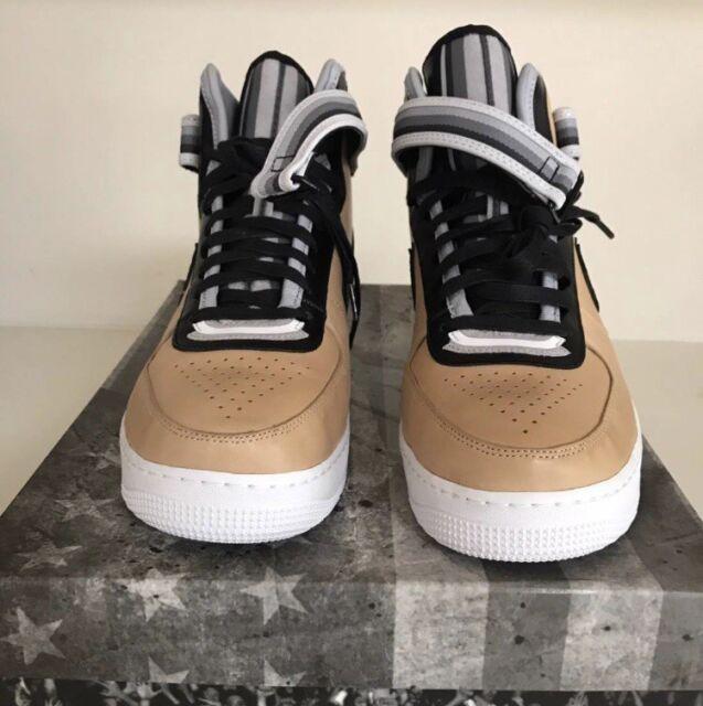 Nike Air Force 1 Mid SZ 10.5 Ricardo Tisci Vachetta Tan Givenchy Supreme RT Rare