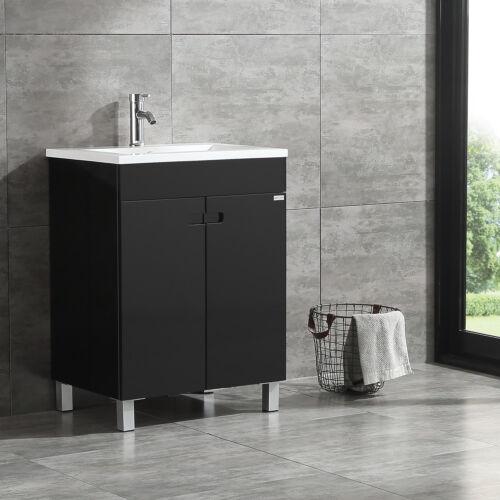 20 inch / 24 inch / 17.7 inch Bathroom Vanity Cabinet Sink ...
