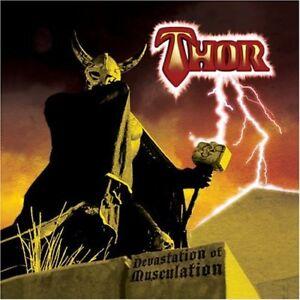 THOR-Devastation-Of-Musculation-CD-2006-NEW-OVP-Sealed