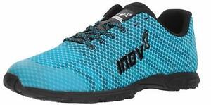 Inov-8-000640-F-Lite-195-V2-Blue-Black-Men-039-s-Cross-Training-Shoes