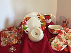 Royal-Norfolk-Greenbrier-International-Autumn-Fall-Thanksgiving-Dinnerware-Set