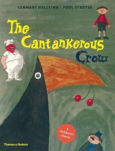 The-Cantankerous-Crow-Poul-Str-yer-Lennart-Hellsing-New-Book
