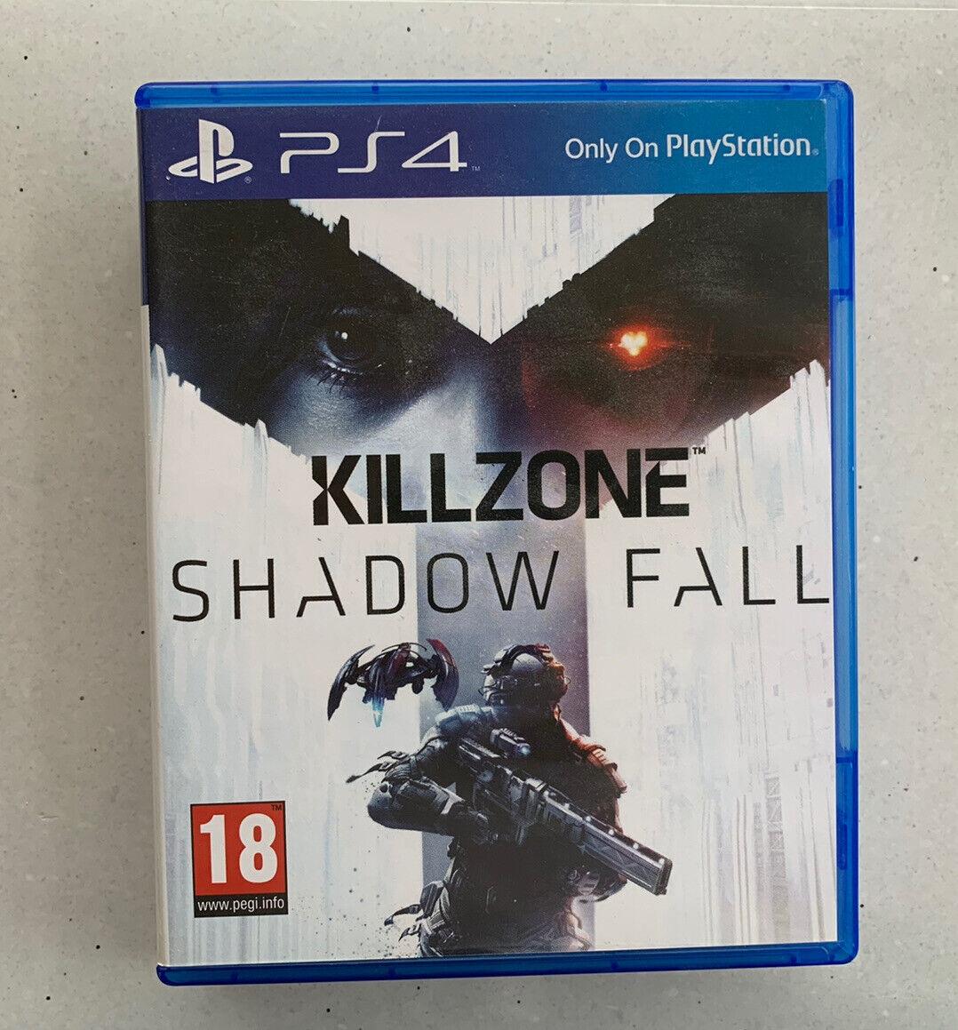 Killzone Shadow Fall (Sony, Playstation 4)