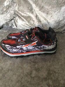 Altra King Mt 1 5 Mens Uk 9 Zero Drop Trail Fell Running Shoes Ebay