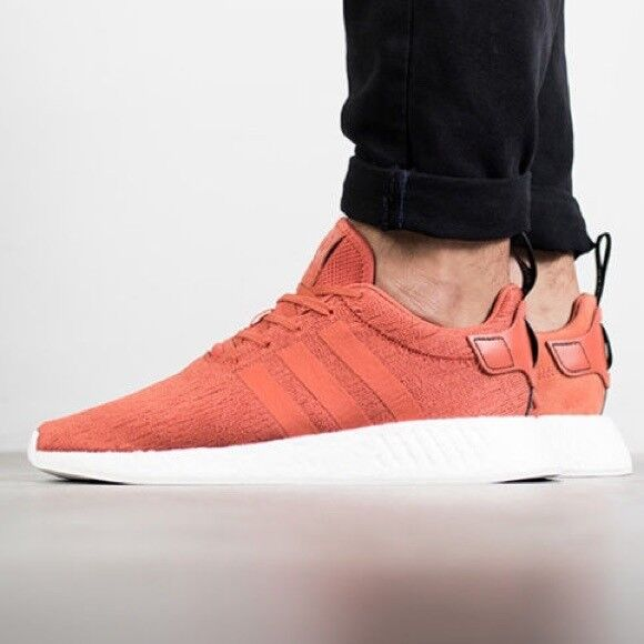 Men's Adidas NMD_R2 Sneakers Size 8