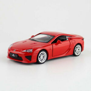 Lexus-LFA-Sports-Car-1-43-Model-Car-Diecast-Toy-Vehicle-Kids-Gift-Collection-Red