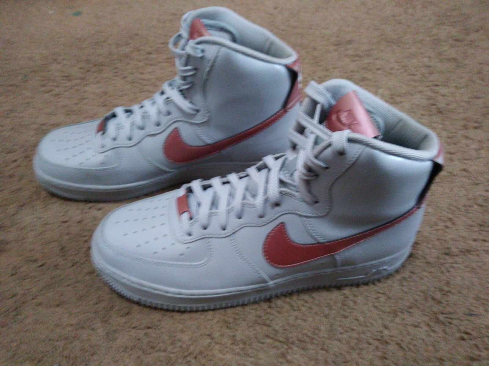 nike air force 1 high 07 pink and grey  The latest discount shoes for men and women