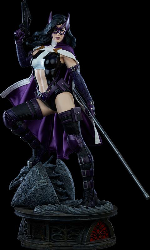 DC Comics Bathomme Huntress Premium Format Figures 1  4 statues sideshow  économiser jusqu'à 80%